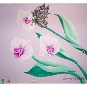 Orchideen Lilie